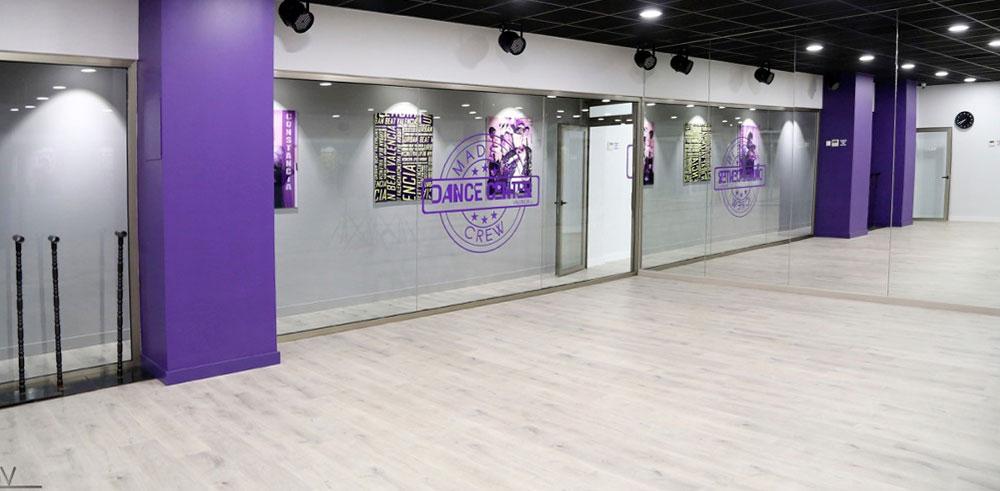 Nuevo pavimento de altas prestaciones en Dance Center Valencia