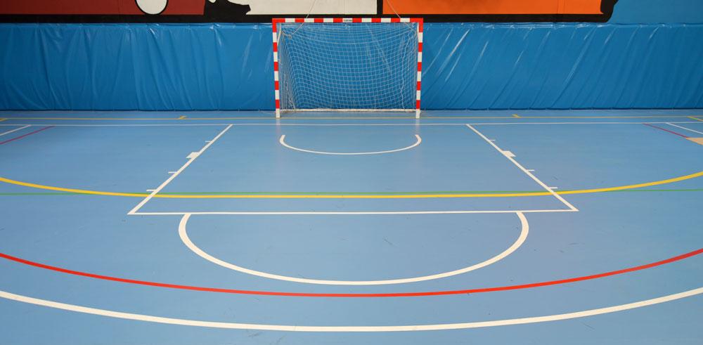 Centro deportivo municipal de Chiva