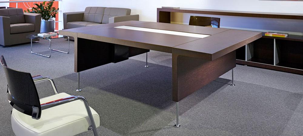 Pavimentos y revestimientos especiales para oficinas