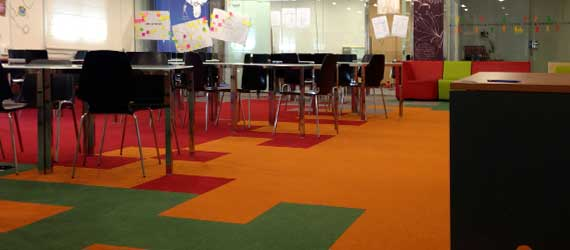Pavimentos ligeros sección educación