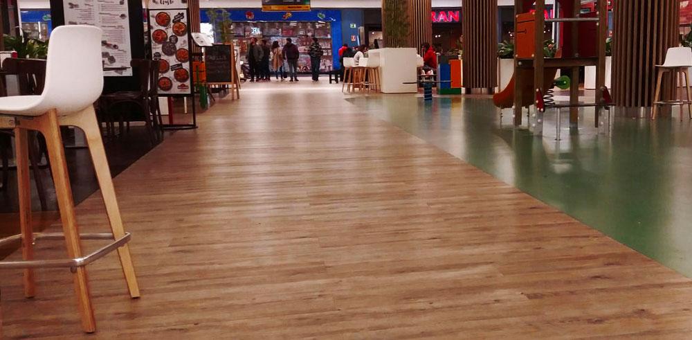 Centro comercial Vialia Málaga