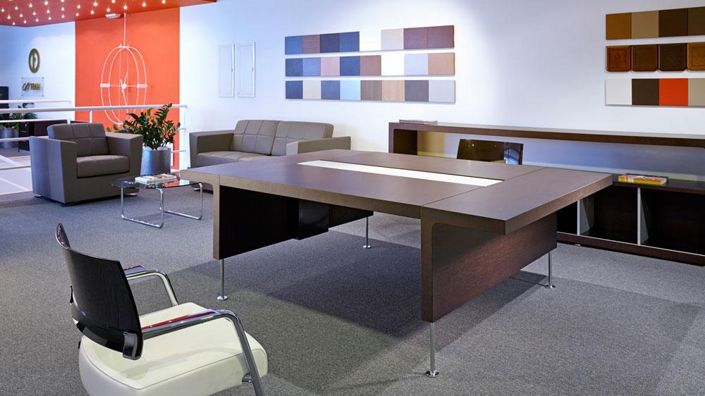 Revestimiento modular de oficinas